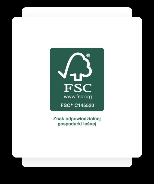 fsc, certyfikat fsc, kątowniki z fsc, odpowiedzialna firma, zrównoważone opakowania, znak odpowiedzialnej gospodarki leśnej, norma fsc, potwierdzenie fsc, najwyższa jakość, ochrona środowiska, troska o środowisko