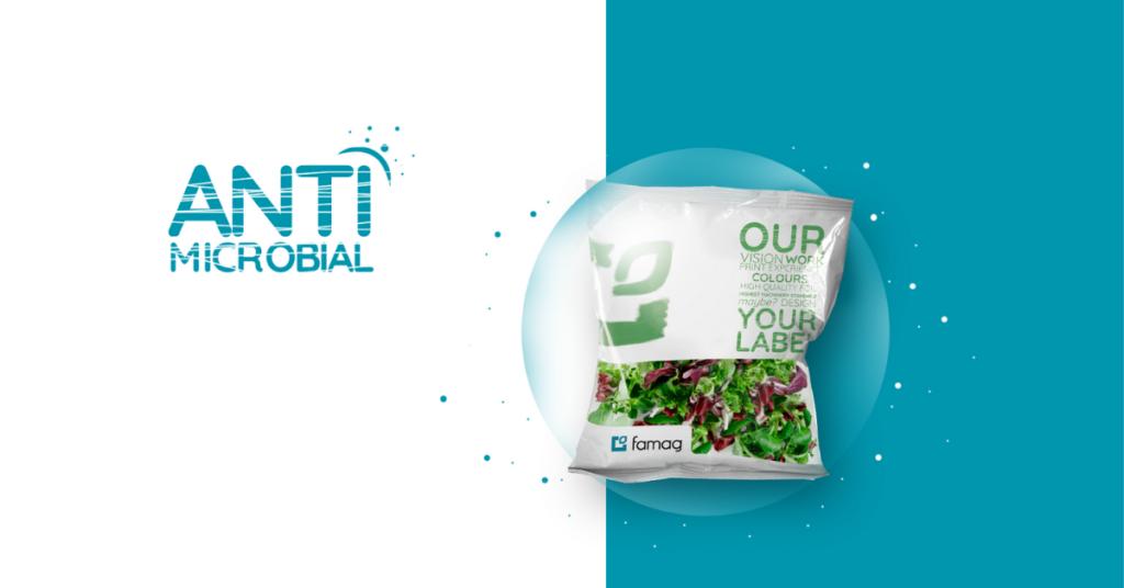 opakowanie aktywne, antybakteryjne opakowanie, opakowanie do sałat, antimicrobial packaging, innovative packaging, lettuce, solutions