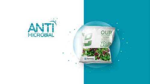 opakowanie aktywne, innowacyjne rozwiązanie, opakowanie do sałaty, naturalne składniki