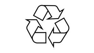 recykling, przeznaczone do recyklingu