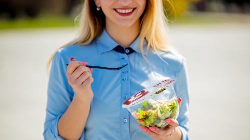 upper-pack, lunch box, folia, folia nakrywkowa, protection, packaging