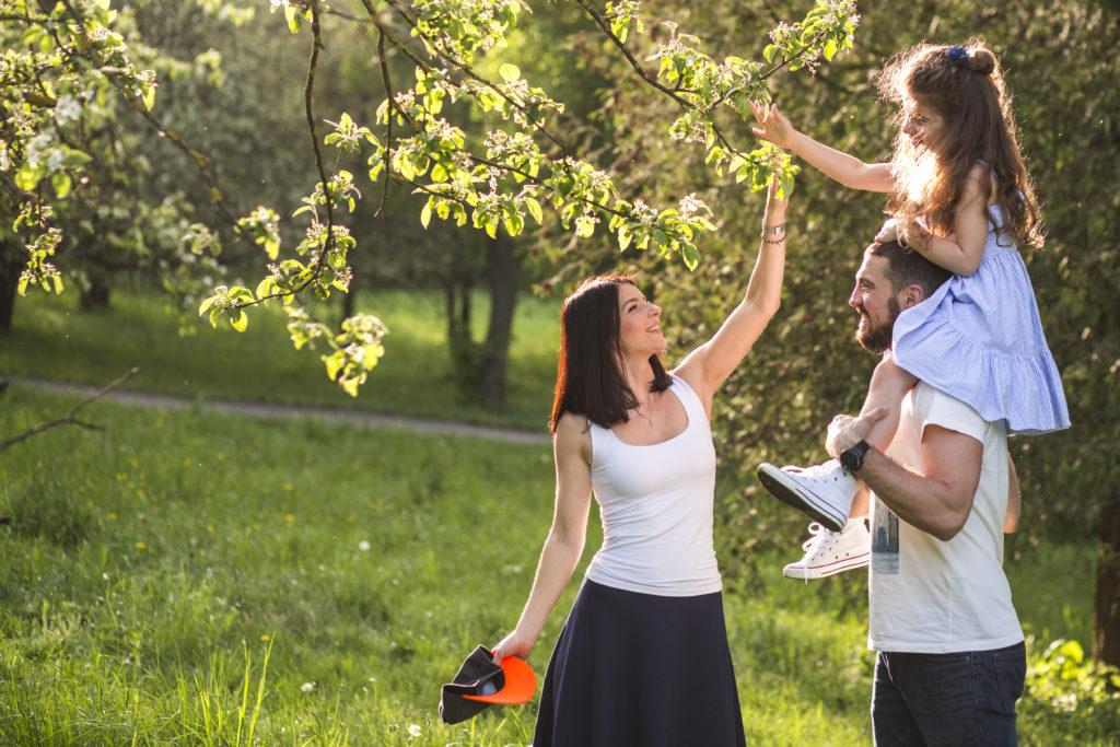 rodzina, family, happy, future, radość, beztroska, przyszłość, ekologia