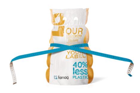 mniej plastiku, NOVO-PACK, carry bag, opakowanie do warzyw, less plastic, packaging for fruit vegetables,