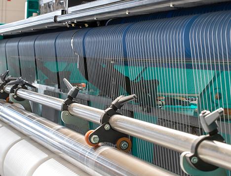 Opakowania tkane dla przemysłu drzewnego
