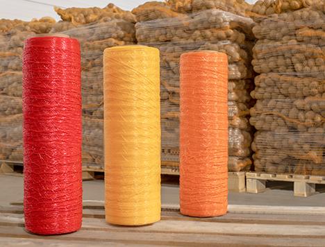 Siatki tkane do produktów świeżych