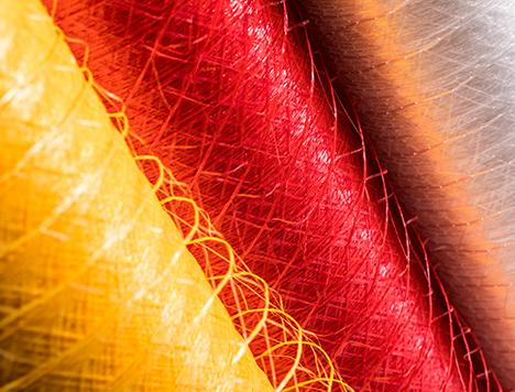 Zaawansowana technologicznie kolorowa siatka do paletyzacji